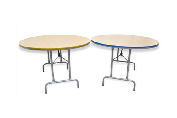 Mesa infantil redonda muebles ag - Mesa infantil plegable ...
