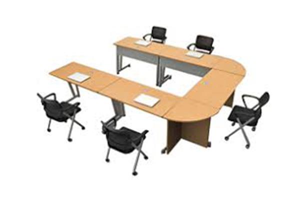 Mesas para salas de juntas o coapacitacion muebles ag for Sillas para sala de juntas